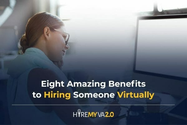 hvablog eight amazing benefits to hiring someone virtually